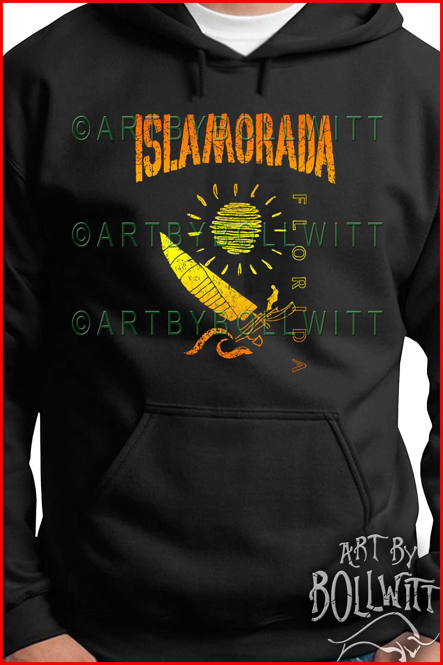 'Islamorada Florida Sailing Gift Souvenir, Hobie Cat