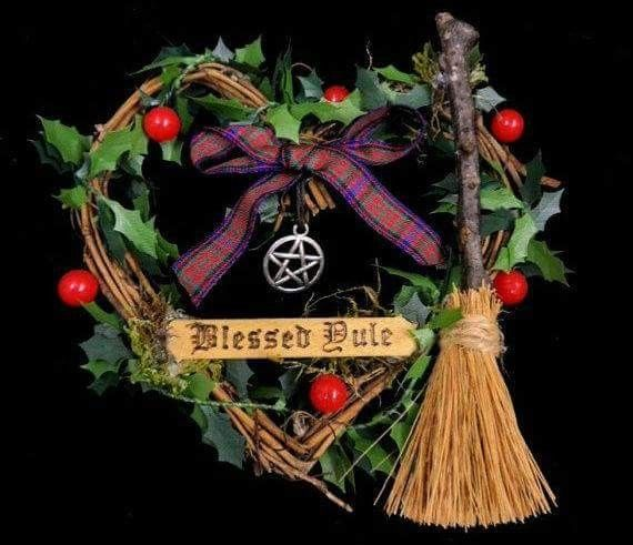 Wicca Christmas.Pin On The Goddess Within