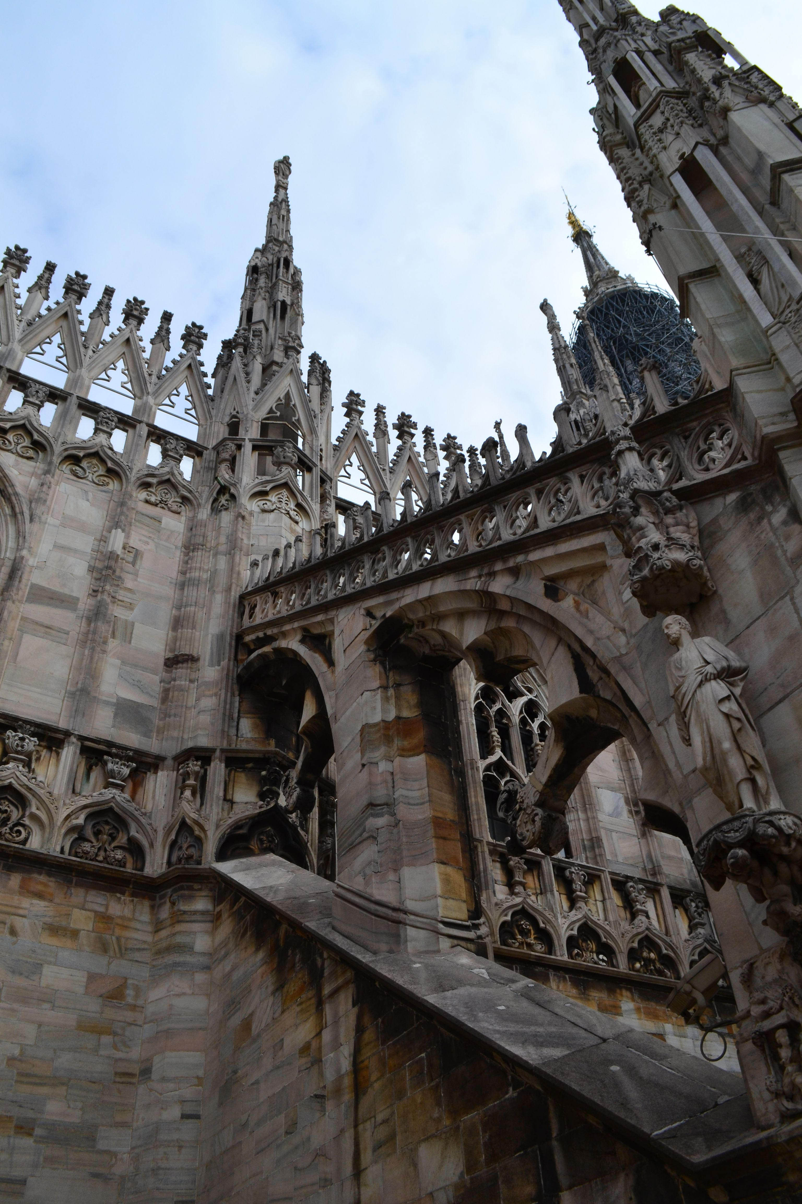 Best Italy Milan Duomo Gothic Roof Quickroofing 400 x 300
