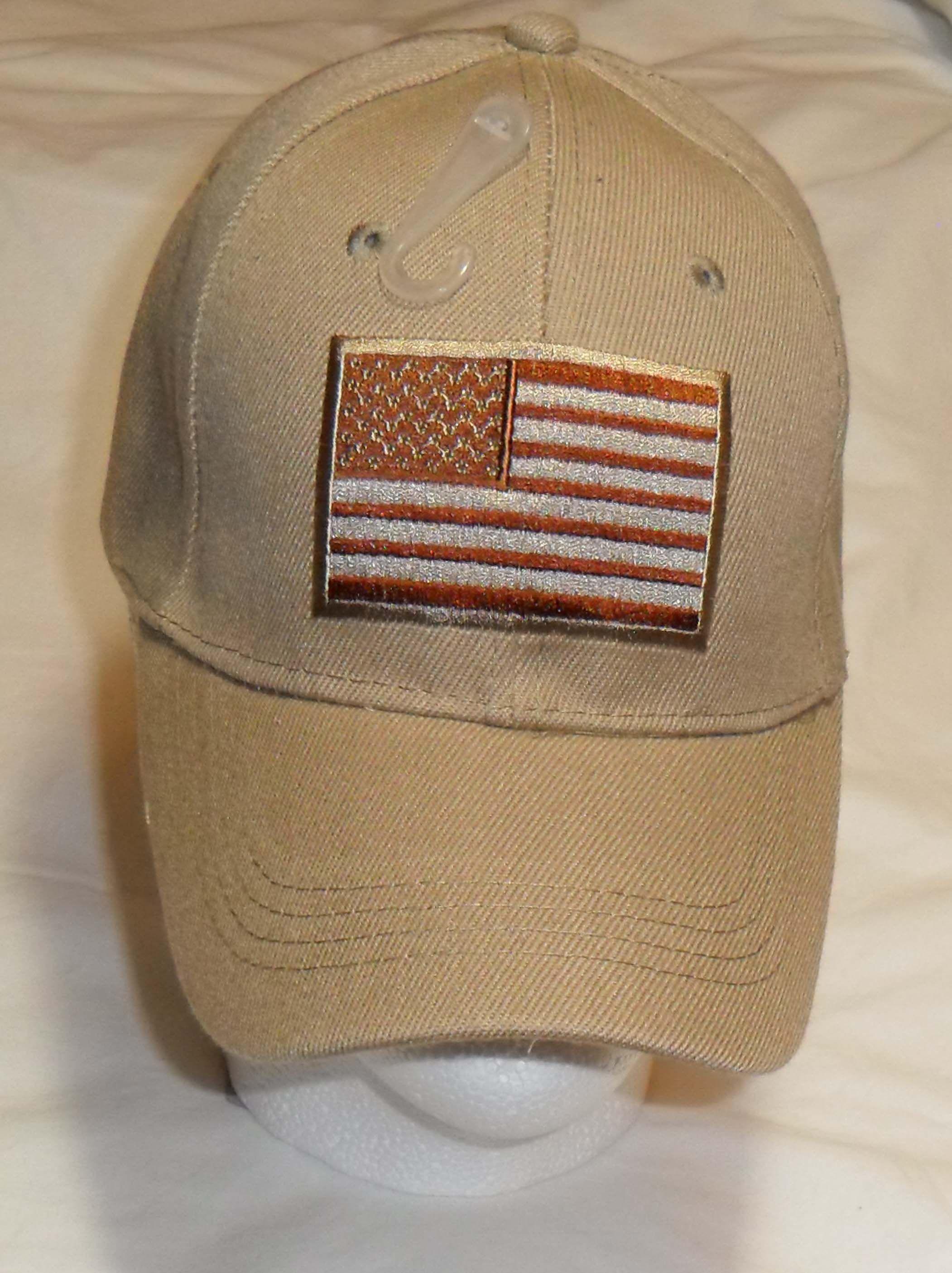 Usa American Flag Patch U S A United States America Tactical Baseball Hat Cap Baseball Hats American Flag Patch Flag Patches