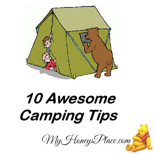 Photo of 10 Awesome Camping Tips