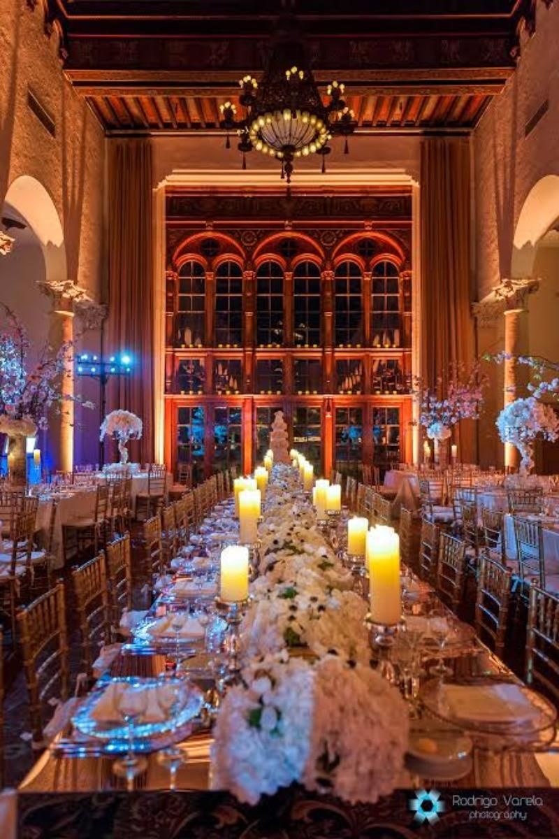 Biltmore hotel weddings get prices for miami wedding for Hotel wedding decor