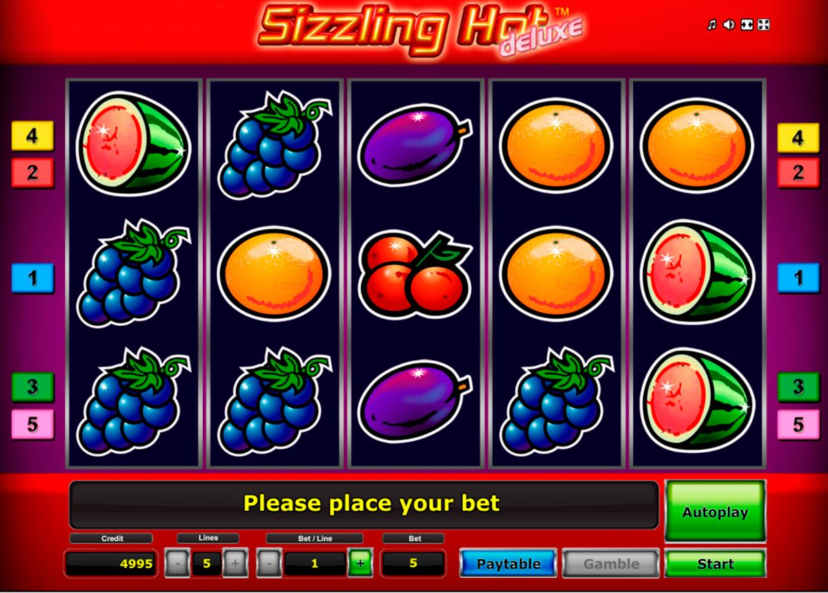 Novomatic Sizzling Hot Kostenlos Spielen