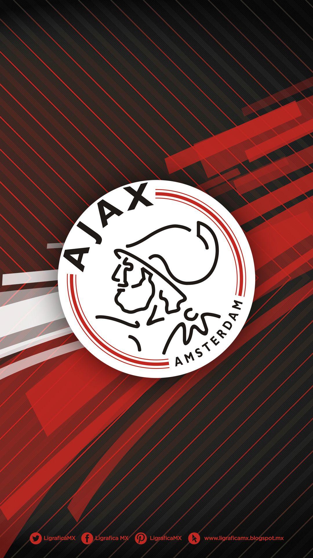 Ajax Ligraficamx 160214ctg 1 Voetbal Posters Voetbal Achtergronden
