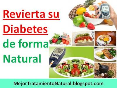 diabetes natural cura cómo revertir