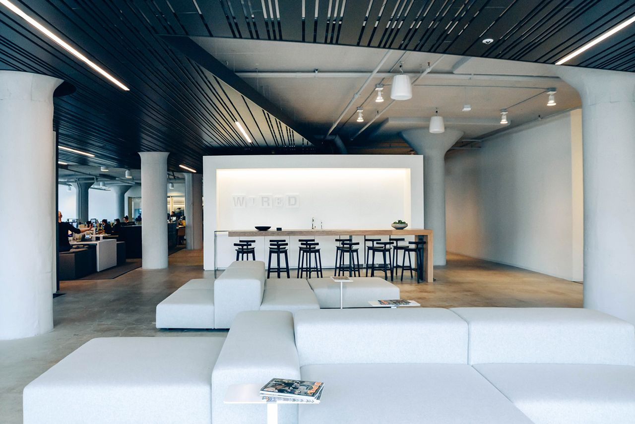 A First Look at WIRED\'s New San Francisco Office | San francisco ...