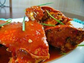 Kepiting Saus Padang Bahan 5 Ekor Kepiting Bersihkan Belah 2 5 Cm Jahe Geprek Cincang 10 Sdm Saus T Resep Kepiting Resep Masakan Indonesia Resep Masakan