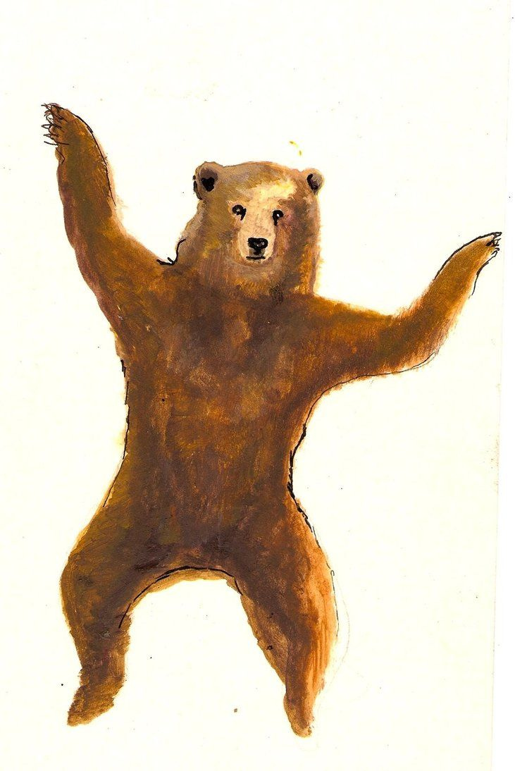 Free hd dancing bear-5090