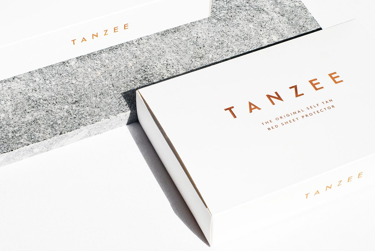 Pin by good night on business card pinterest behance package tanzee packaging rebrand on behance colourmoves