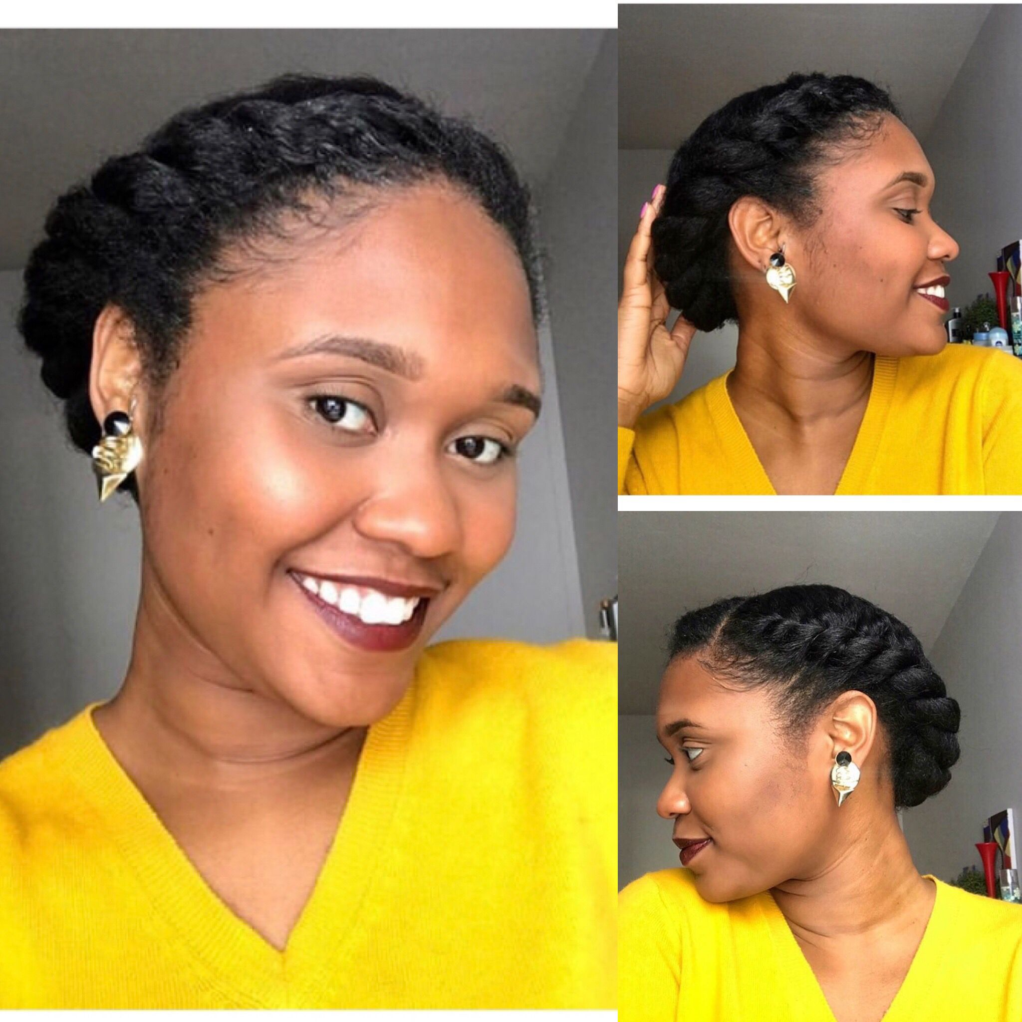 10 Ways To Keep Your Hair Moisturized During Winter Hair Styles Natural Hair Tips Natural Hair Styles
