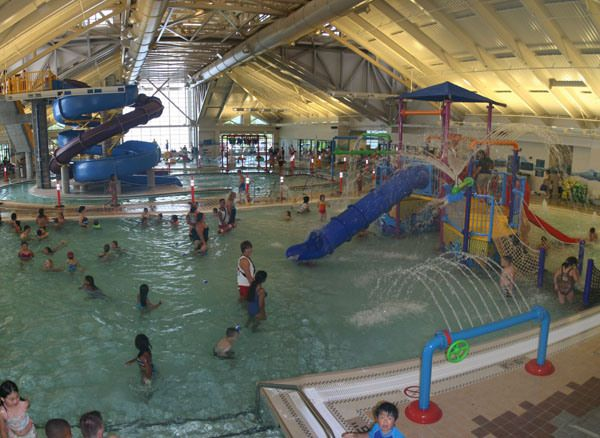 Take A Dip In This Splash Tastic Indoor Water Park Bay Area