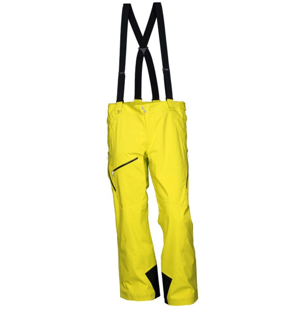 Spyder Propulsion Tailored Fit Pant Herren Skihose neon grün