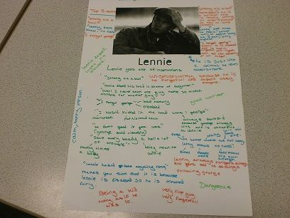 Literary Analysis Examples