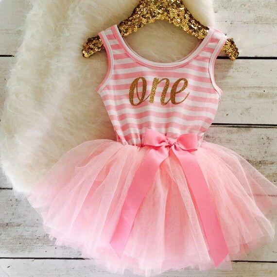 Calis birthday dress https://www.etsy.com/listing/250179510/pink ...