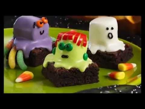 Frankenstein Brownies with Taylor Kaye