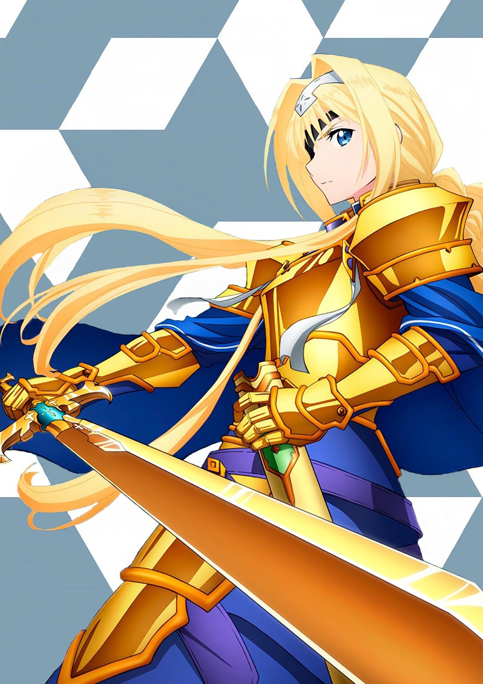 Sword Art Online のアイデア 投稿者 Sean Worrachart さん