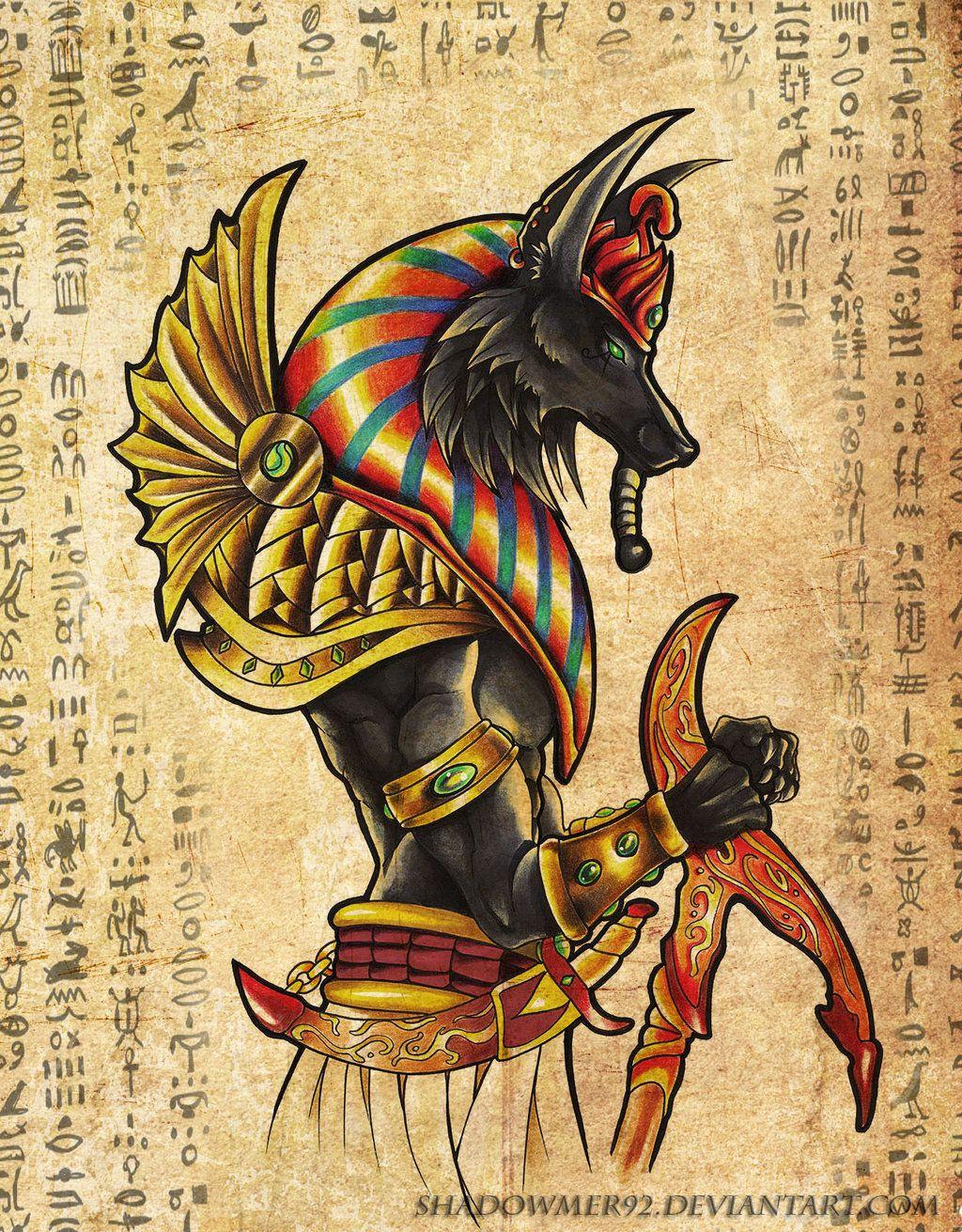 Egyptian Mythology Symbols