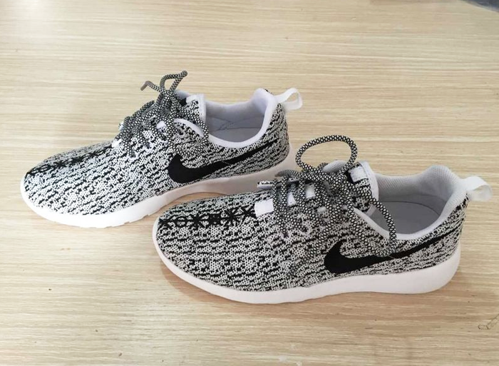 China Factory Is Selling Fake Roshe Boost 350's For The Low 2