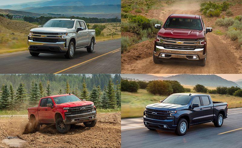 2019 Chevrolet Silverado 1500 Truck For Dealers In Houston Tx