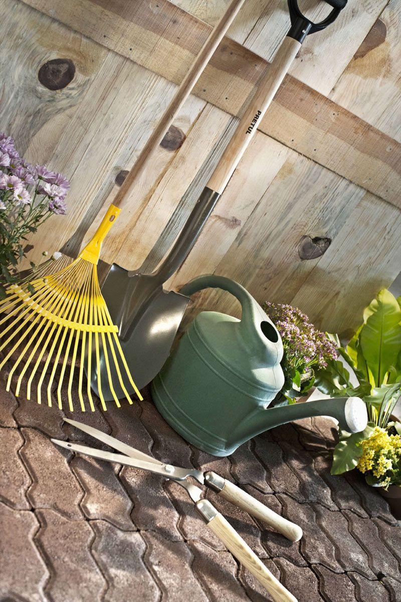Ten siempre a la mano todo lo necesario para tu jardín