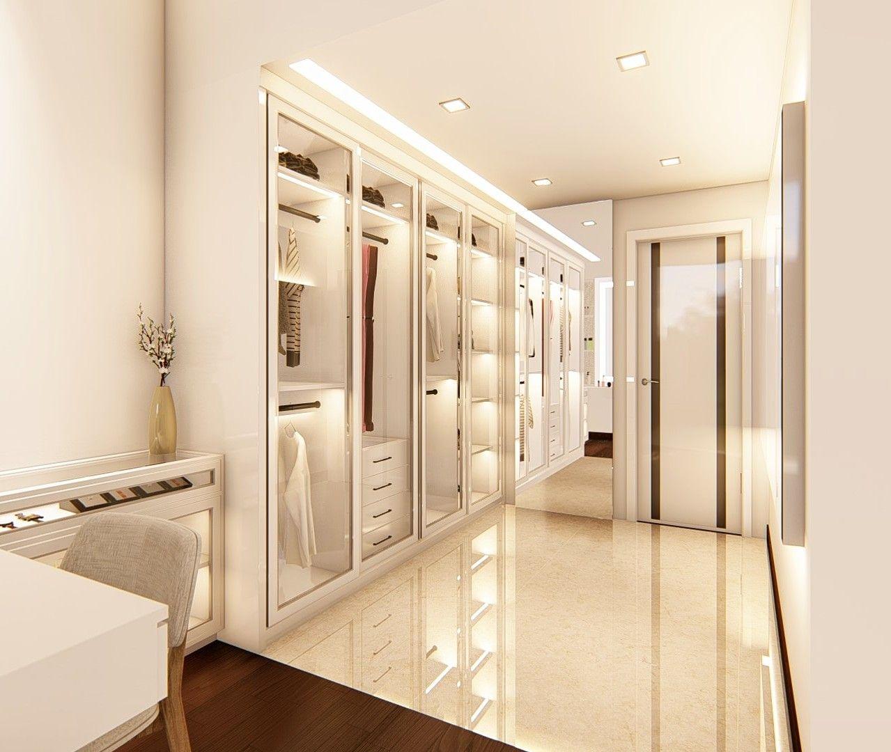 Jasa arsitek interior batam arsitek batam desain interior batam interior design batam modern design modern architecture wardrobe idea