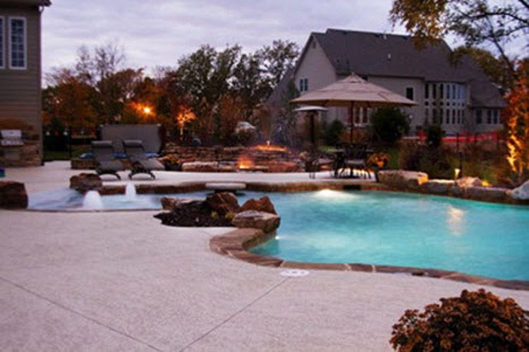 View Our Latest Concrete Pool Deck Resurfacing Projects With A Wide Variety  Of Colors, Patterns, Texture U0026 Design, All Concrete Resurfacing Can Make ...