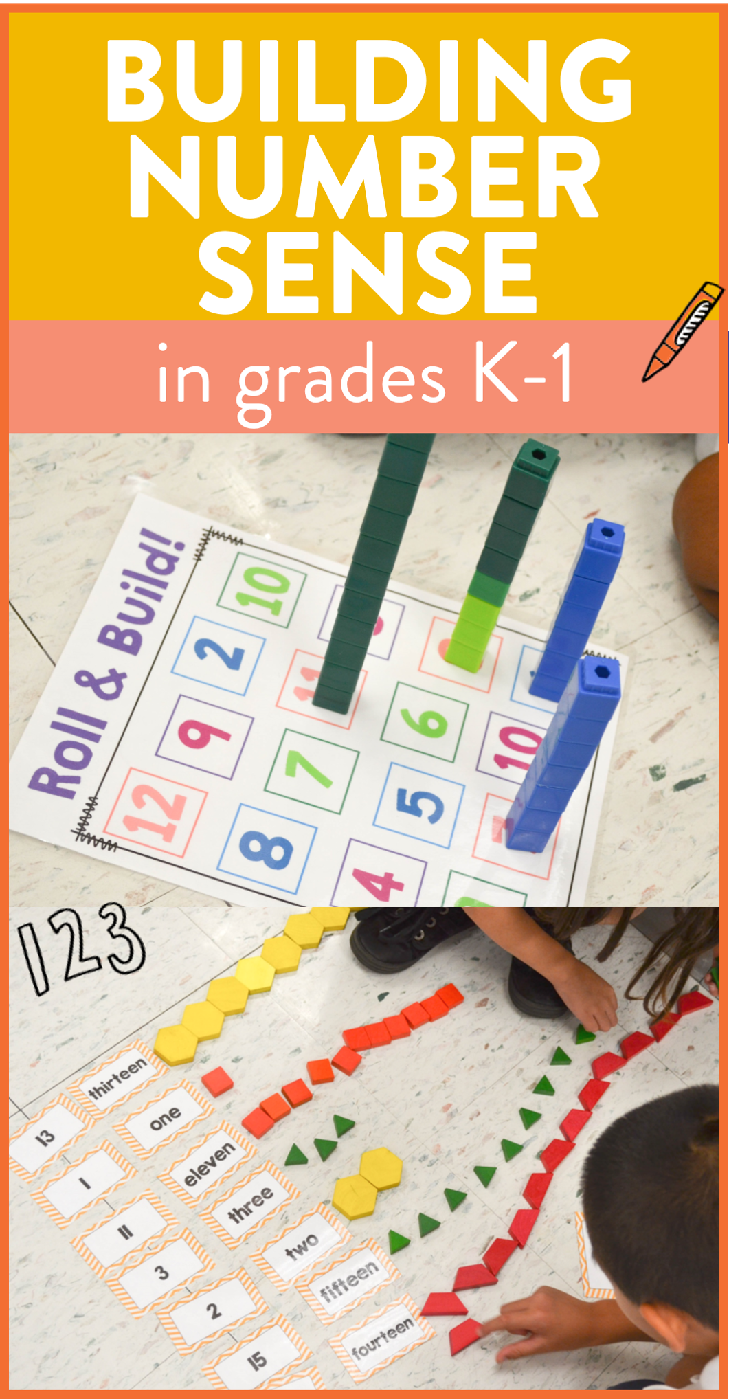 Number Sense Activities 0 20 With Images