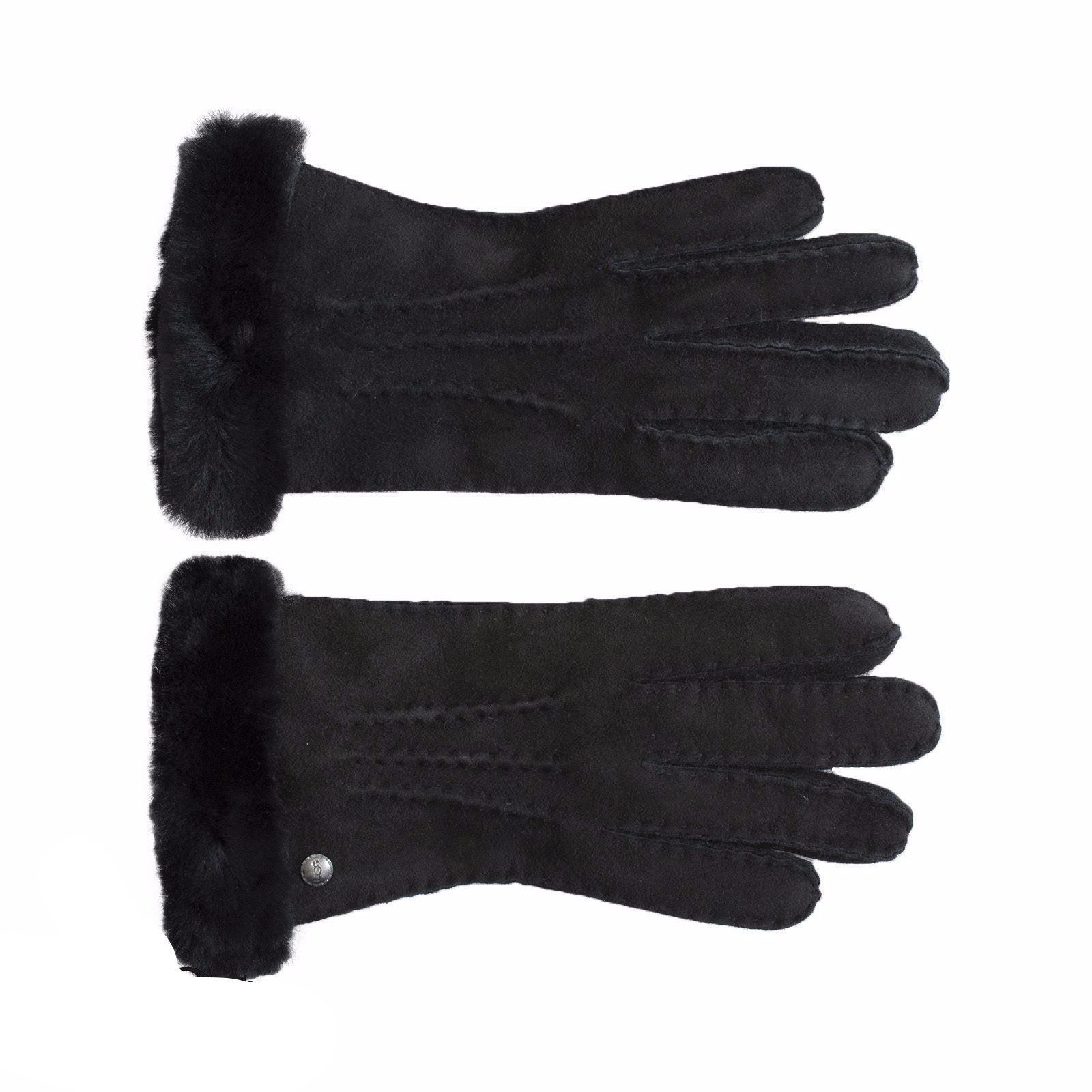 UGG Carter Smart Gloves Black