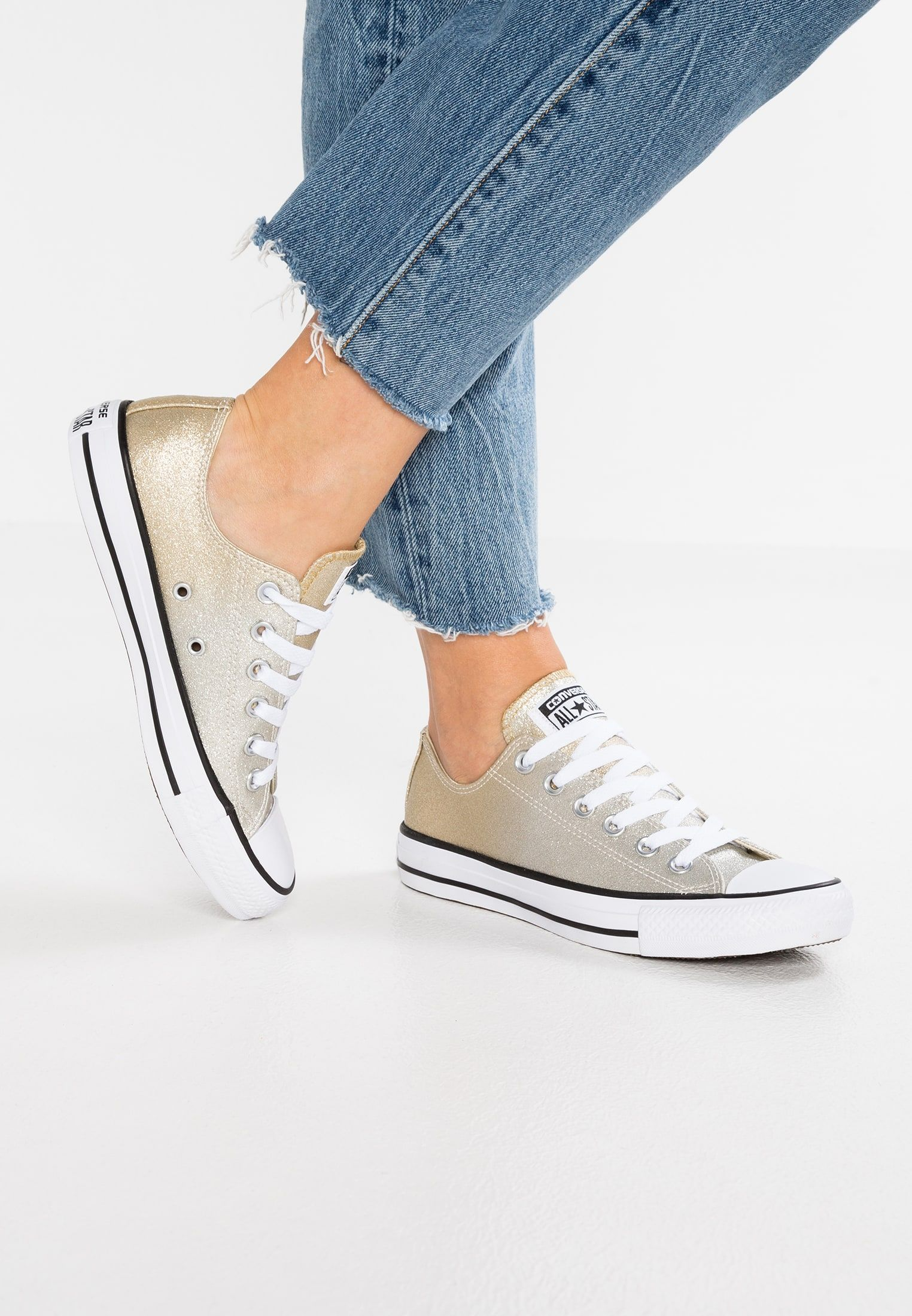 Converse CHUCK TAYLOR ALL STAR Baskets basses light gold