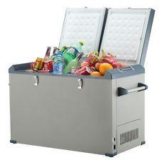 Solakool Low Energy Portable Fridge Freezer Use With Solar Charging Portable Fridge Portable Refrigerator Fridge Freezers