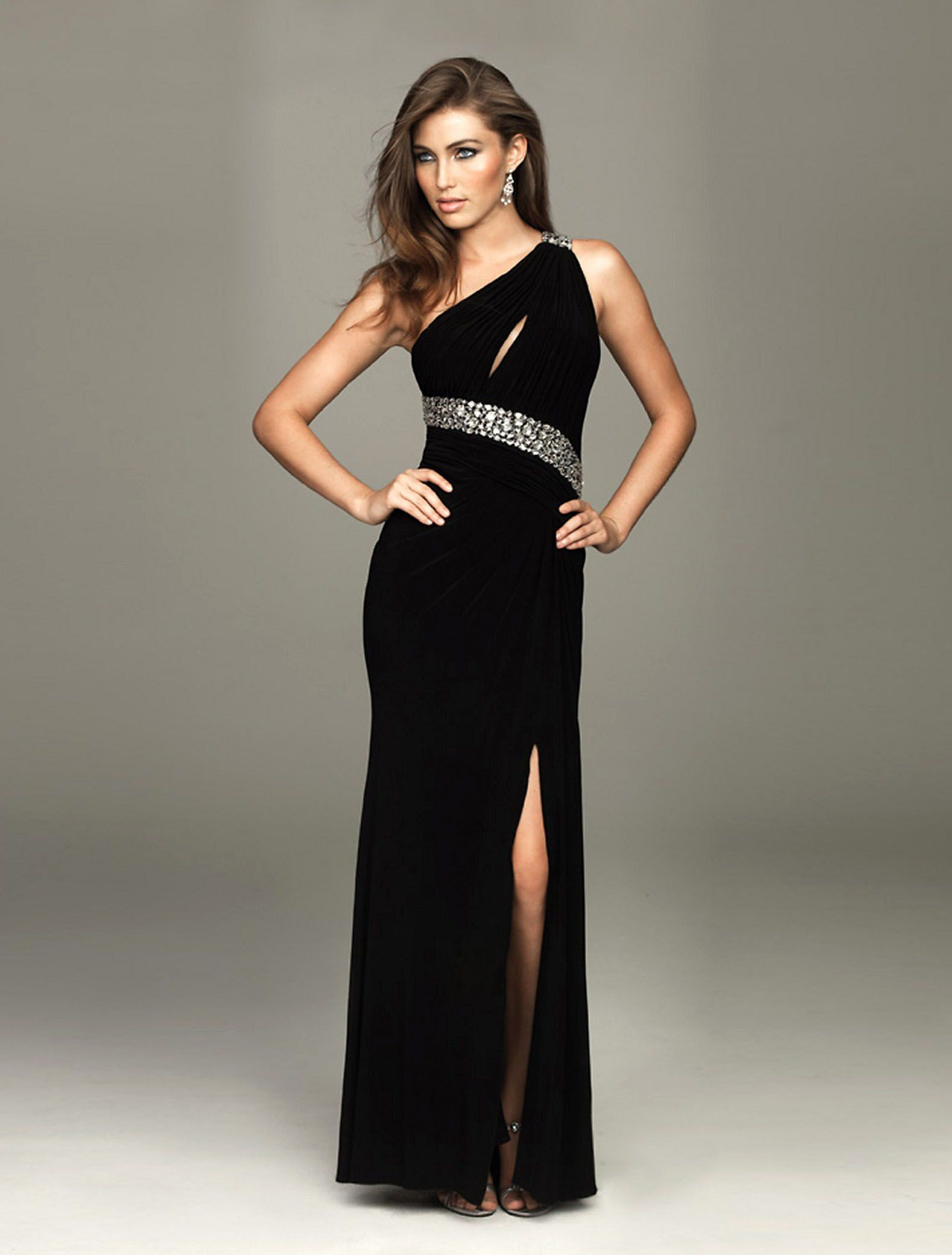Evening dress young 007