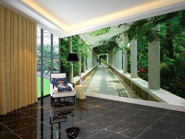 Top 10 wallpapers for living room living room decor for 3d wallpaper murals uk