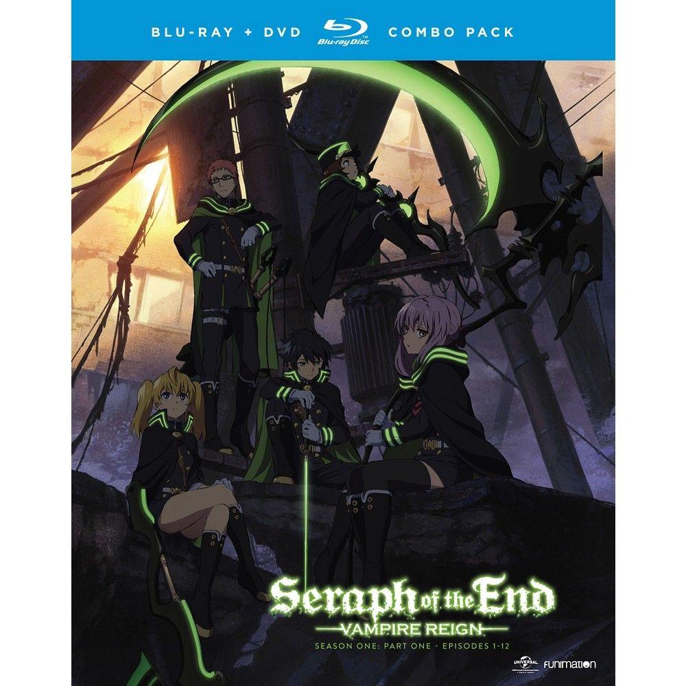 Seraph of the End: Vampire Reign - Season 1, Part 1 (Blu-ray)(2016)