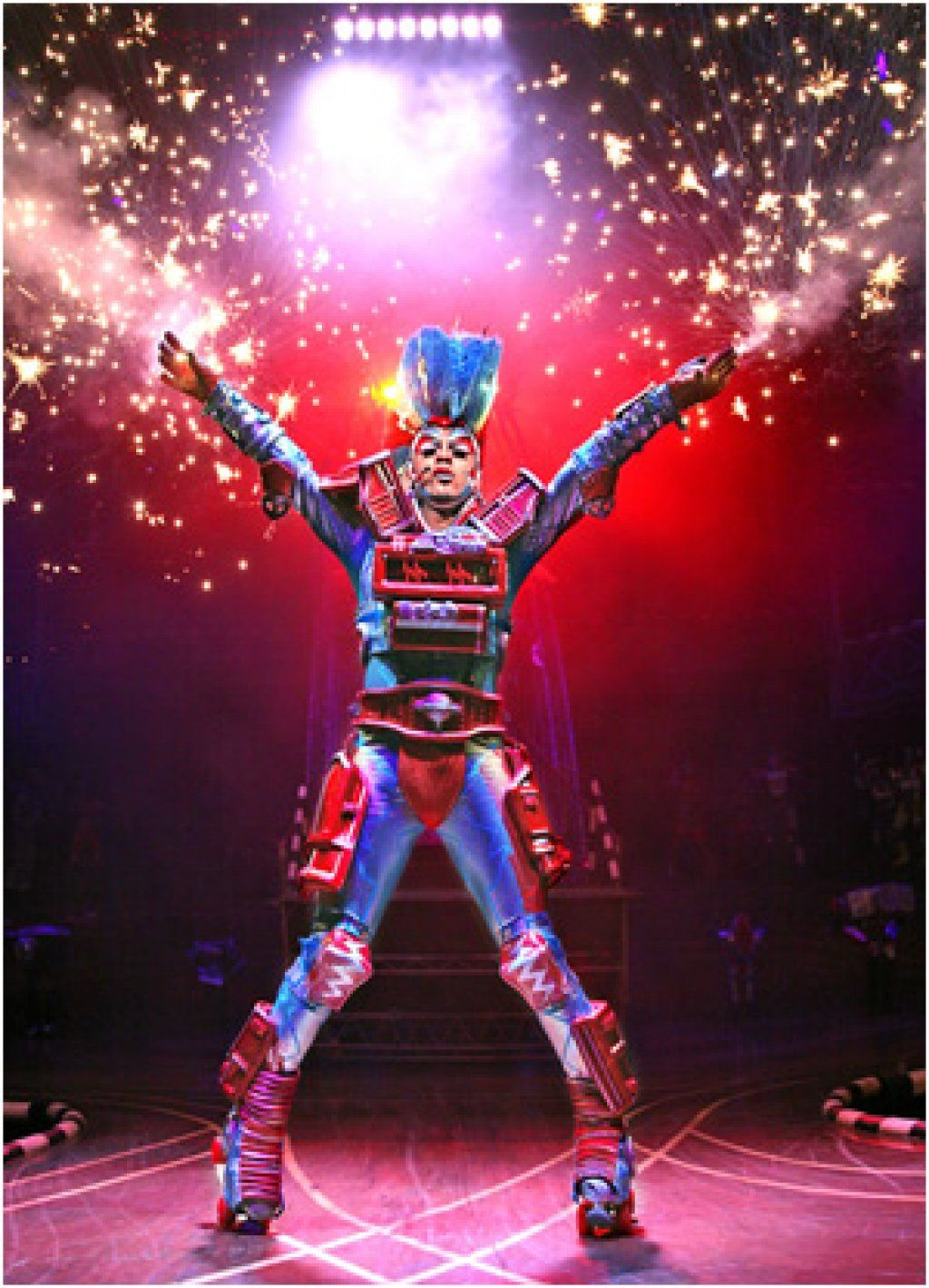 Starlight Express costumes Theatre/Makeup & Costumes