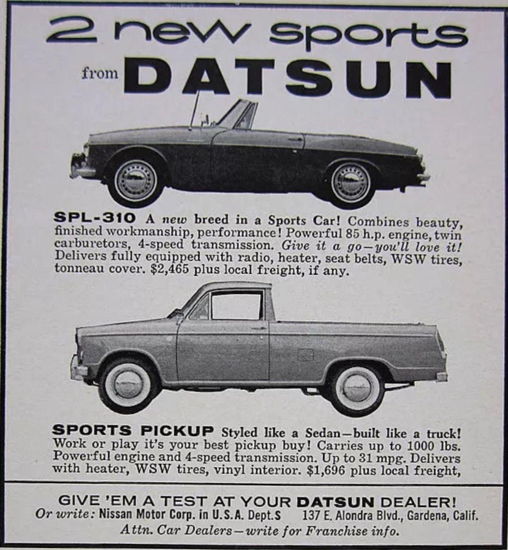 Pin By Bill On Datsunroadster Datsun Roadster Tonneau Cover Datsun