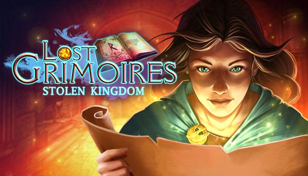Lost Grimoires Stolen Kingdom World of fantasy, Lost