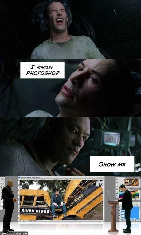 Keanu kender photoshop