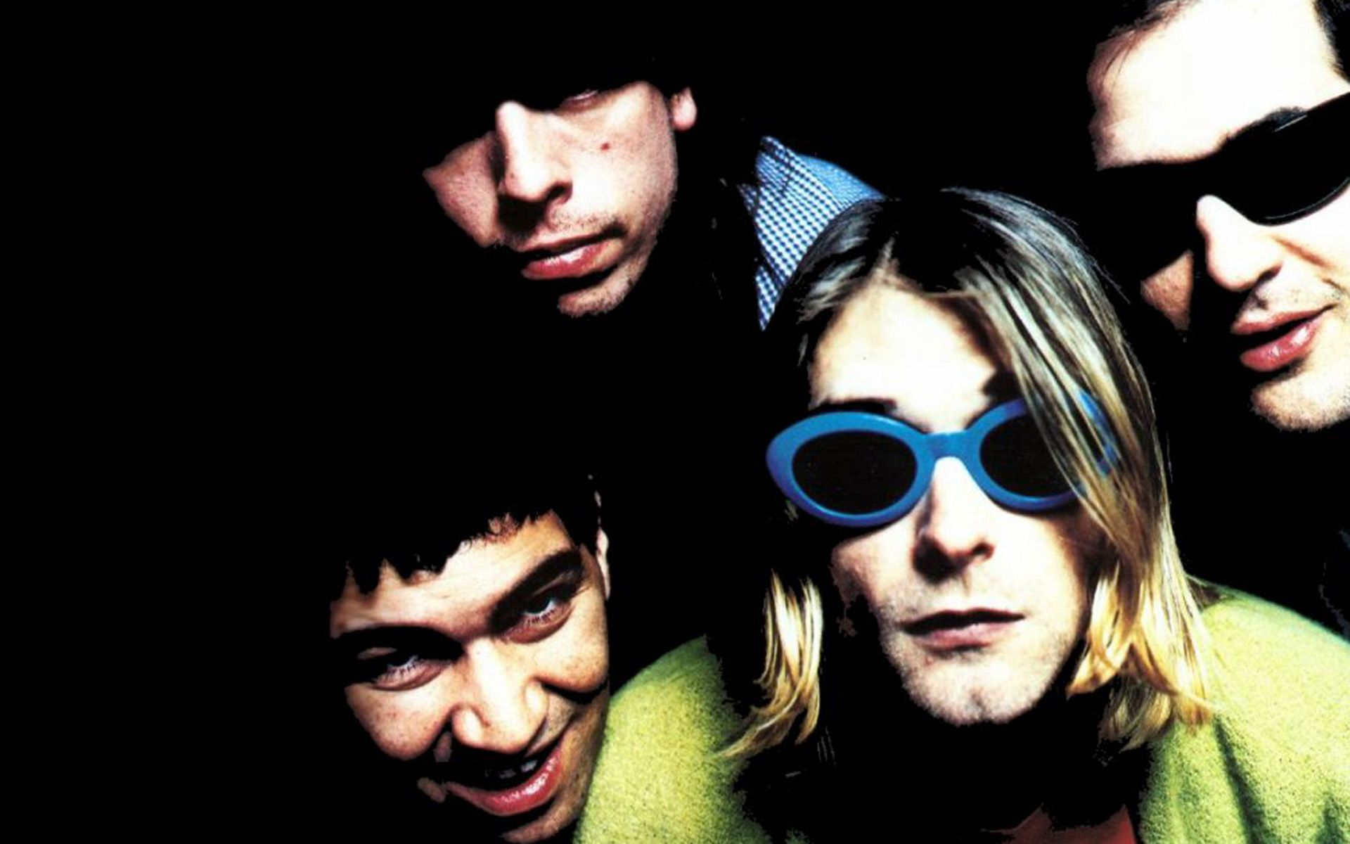 Nirvana Wallpapers Hd For Desktop In 2019 Hd Wallpaper