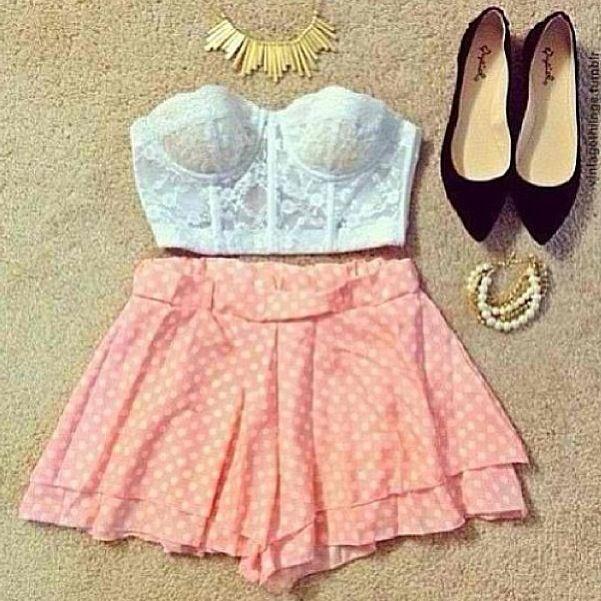 Teen Fashion Tumblr  C2 B7 Summer Outfitscute Outfitssummer Clotheshigh School