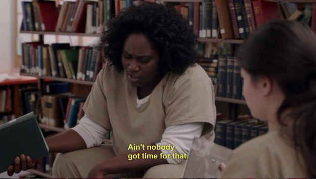 """All Of The Books Referenced On """"Orange Is The New Black"""""""