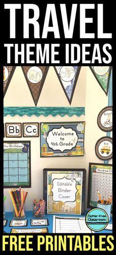 4th Class Decoration Ideas