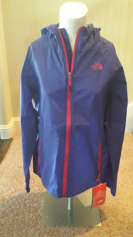 0ed53008d The North Face Womens Altimont Hoodie Light Weight Rain Jacket NWT ...