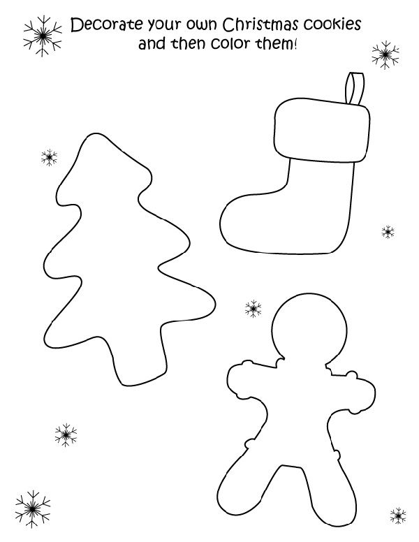 Explore Adult Coloring Pages Christmas Cookies And More