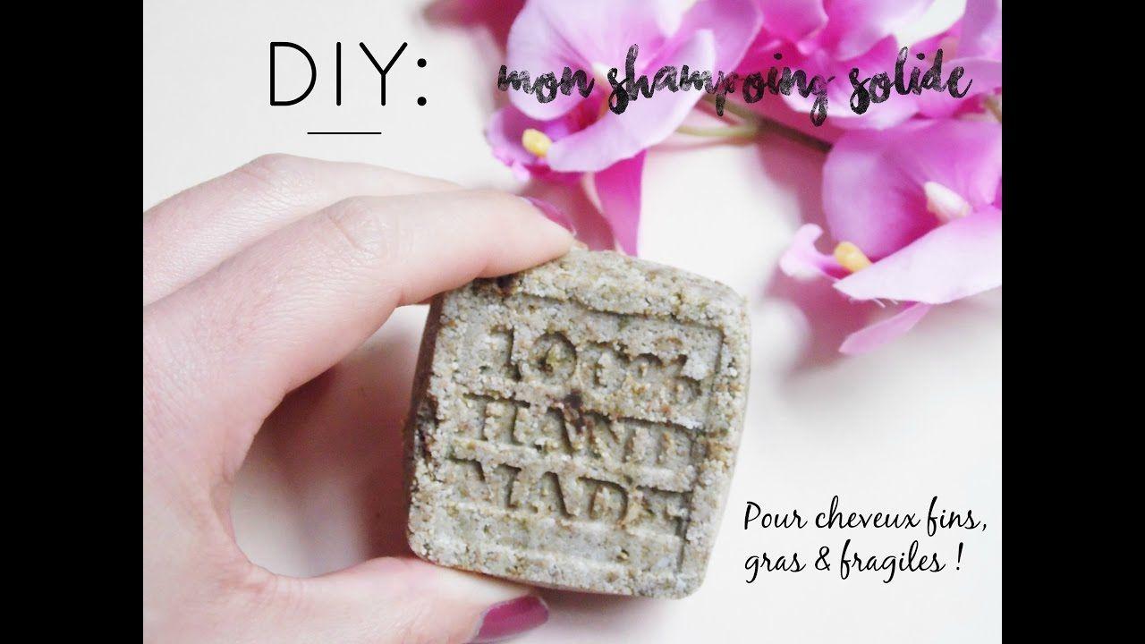 diy shampoing solide naturel pour cheveux fins gras. Black Bedroom Furniture Sets. Home Design Ideas