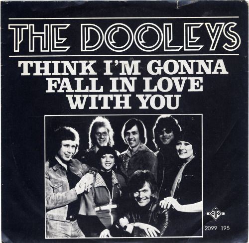 DOOLEYS - Think I'm Gonna Fall In Love With You 7""