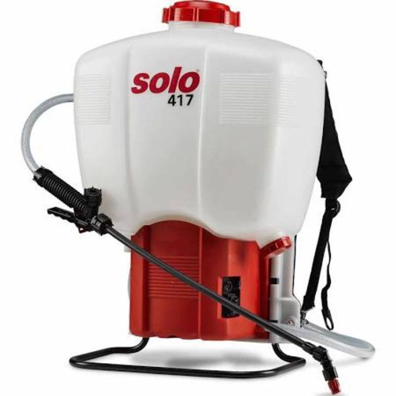 Garden Sprayers 178984 Solo 417 4 5 Gallon 12v Backpack Battery Sprayer