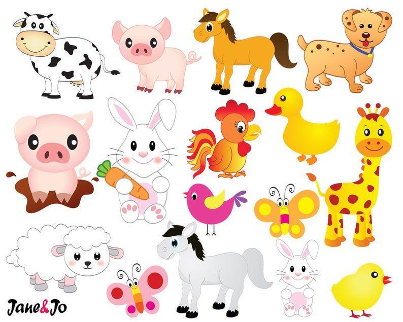 10+ Farm Of Animal Farm Clipart