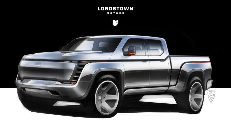 Ahead Of Tesla Pickup Reveal Gm And Lordstown Detail Their Ev