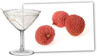 Lychee Martini #lycheemartini Lychee Martini #lycheemartini