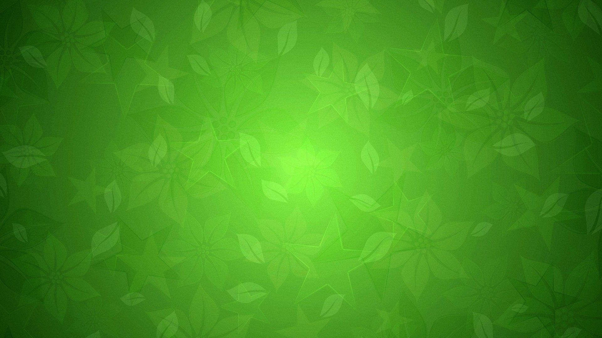 Abstract Green Floral Texture Backgrounds Full Hd Wallpapers